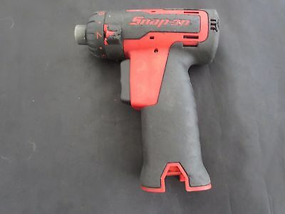 "Snap On CTS661  7.2 Volt Cordless 1/4"" Hex Driver / Screw Driver Gun"