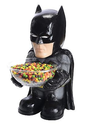NEW BATMAN CANDY BOWL HOLDER HALLOWEEN DECORATION - with defect