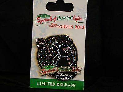 Walt Disney 2012 Spectacle of Dancing Lights Limited Edition Pin (snowman)