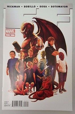 FF #12 2012 Marvel Comics VF Flat Shipping