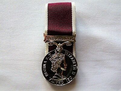 British Army Long Service & Good Conduct Medal - Replacement Copy - Full Size