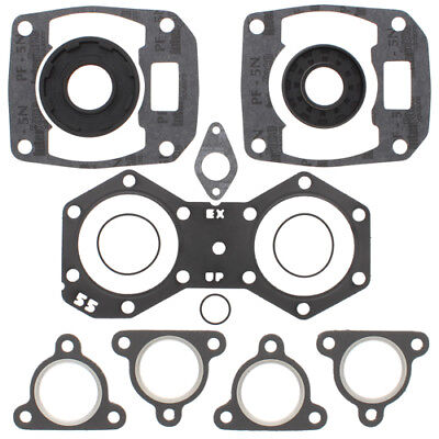 Complete Gasket Kit with Oil Seals For Polaris SUPER SPORT 550 2004 - 2008 550cc