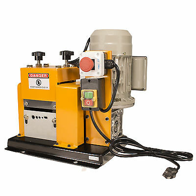 Steel Dragon Tools®  WRA20 Automatic Wire Stripping Machine Strip Scrap Copper