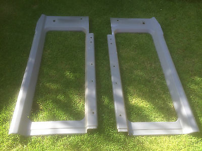 Landrover Defender 90 - Genuine CSW inner side window trims - Good condition