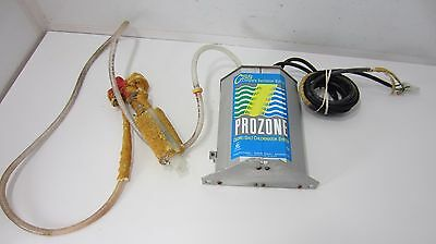 Prozone Water Products CSS Complete Sanitation System Ozone/Salt Chlorinator Spa