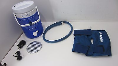 AIRCAST Cryo Cuff IC Medium Knee Cold Therapy Electric Motorized (III)