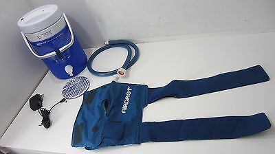 AIRCAST Cryo Cuff IC Medium Knee Cold Therapy Electric Motorized (IV)