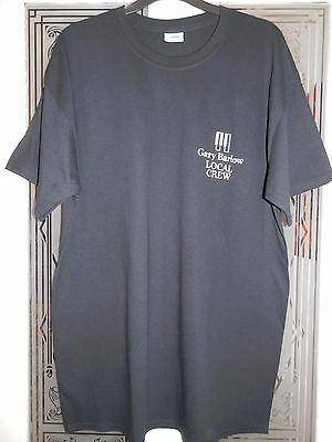 Gary Barlow Local Crew Black T-shirt Size L from Take That
