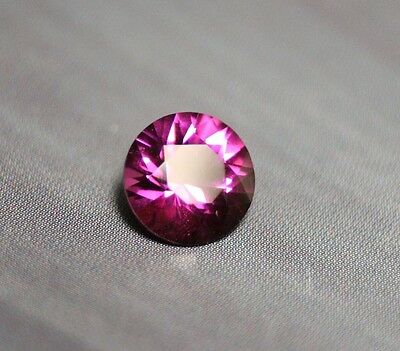 1.1ct Purple Mahenge Garnet - Flawless Brilliant Round - Precision  Cut