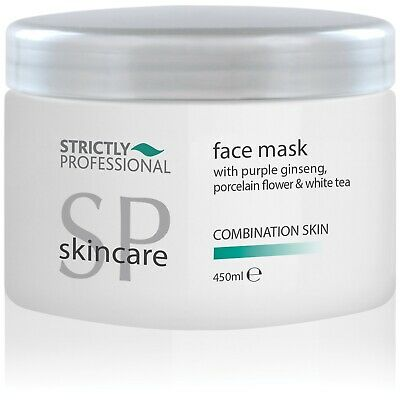Strictly Professional Facial Face Mask Combination Skin w Purple Ginseng 450ml