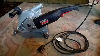 Sparky Wall Chaser 2100w 230mm Blades -  hardly used