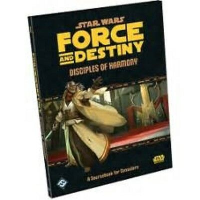 Star Wars RPG Force and Destiny - Disciples of Harmony englische Ausgabe