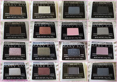 NEW Mary Kay® Mineral Eye Color **SELECT YOUR SHADES** SHIPS FAST  SALE!