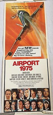 Airplane 1975 Insert Poster (1974)
