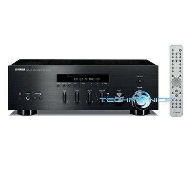 New Yamaha R-S500Bl 2 Channel Premium Sound Home Theater Stereo Receiver System
