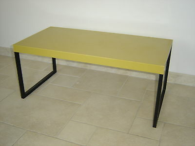 ancienne table basse d'appoint CLAUDE GAILLARD side table coffee table design