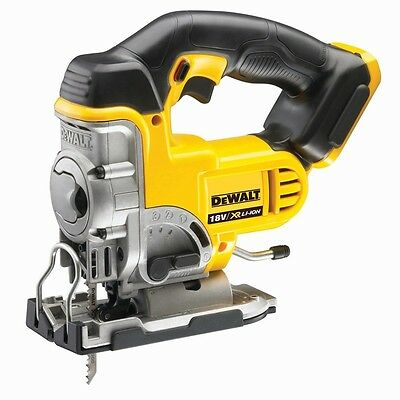 DeWalt DCS331N XR Cordless Jigsaw Li-ion Technology 18 Volt Bare Unit DCS331