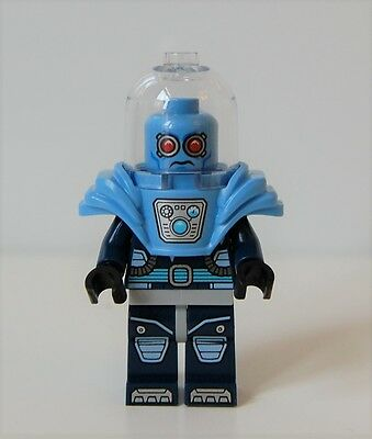 New Lego Genuine Mr Freeze Minifigure from 70901 Batman Movie Ice Attack