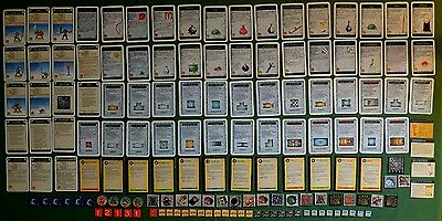 Warhammer Quest & Dungeon Quest  - Cards & Tiles -
