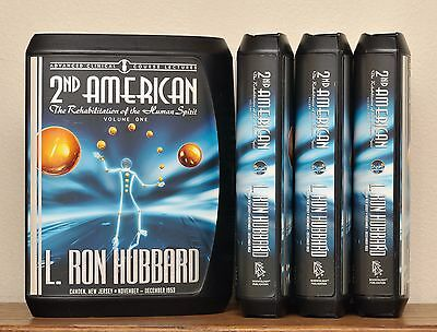 2nd American ACC CD Set - Scientology - Brand New - 2/3 Off!