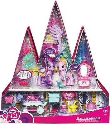 My Little Pony Friendship Is Magic Celebration At Canterlot Castle Sealed