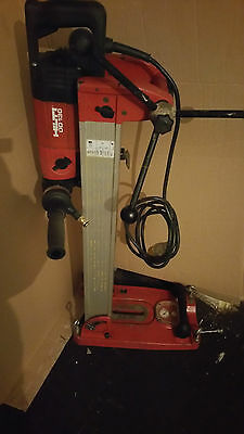 HILTI DD 130 CORE DRILL WITH RIG. 110volts,,
