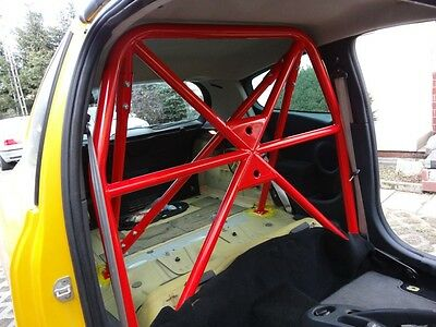 Renault Clio Roll Cage