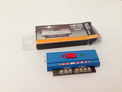 Z Scale, Marklin Mini Club 8946 manual signal controller