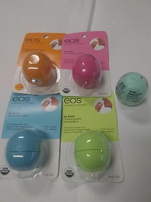 New Smooth Sphere eos Evolution of Smooth Lip Balm