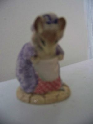 royal albert beatrix potter lady mouse made a curtsey
