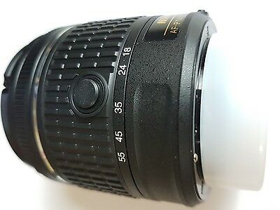 NEW Genuine Original Nikon DX VR AF-P NIKKOR 18-55mm F/3.5-5.6 G Lens