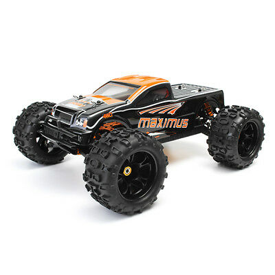 dhk 8382 maximus 1 8 120a 85km h 4wd brushless monster. Black Bedroom Furniture Sets. Home Design Ideas