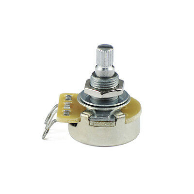 1PCS 450 Series CTS Electric Bass Guitar Pot A500K Potentiometer Aluminum Shaft