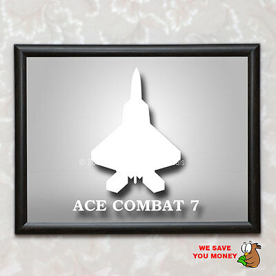 Ace Combat 7: Skies Unknown - Vinyl decal for cars, trucks, JDM, Laptops