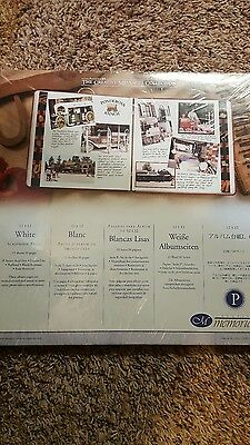 Creative Memories Refill White Pages 12 x 12 Old Style