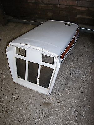 Simplicity Allis Chalmers 1651152 Hood & Grill Grille 7013  Tractor