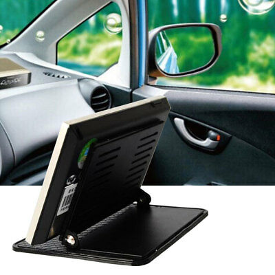Non Slip Car Dashboard Sticky Mat Pad With Stand GPS Smart Phone Holder Mount