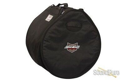 14x18 Ahead Armor Bass Drum Case Lined Soft Drum Case/ Bag AR1418