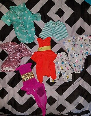 JEM CLOTHING LOT Flip Side Rio Pizzazz and more MISFITS