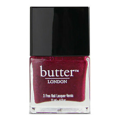 Butter London - Fiddlesticks 11ml 3-Free Nail Lacquer / Polish / Enamel