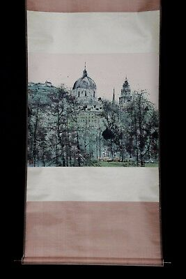 Special Antique Handwork Chinese Landscape Scroll Painting Collection
