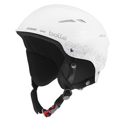 Bolle B-Rent Shiny White & Silver