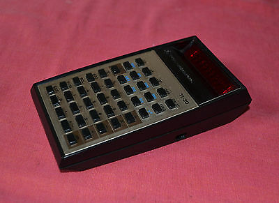 Calcolatrice Texas instruments TI-30 - Red LED display - Calculator, vintage (1)