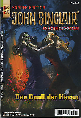 JOHN SINCLAIR SONDEREDITION Nr. 53 - Das Duell der Hexen - Jason Dark