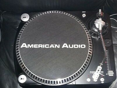 AMERICAN AUDIO TT RECORD TURNTABLE MP3 RECORDER  with flash