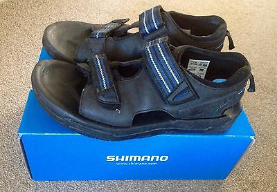 Shimano SH-SD66L SPD Clipless Cycling Sandals (size 43-44 EU)
