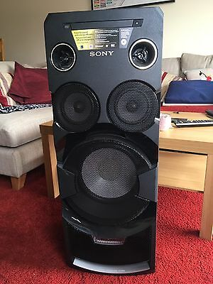 Sony MHC-V7D Home Audio System with BLUETOOTH® technology - RRP £499