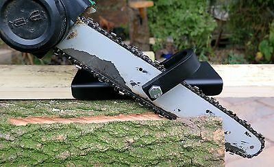 Vertical Chainsaw Mill Log Timber Sawmill Planking