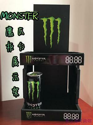 new china coca coke cola Monster The counter display Multi-level advertising gal