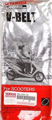 YAMAHA Genuine Replacement V-BELT For Scooters 5NW-E7641-00